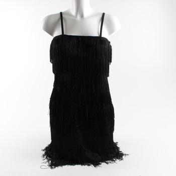 Dámský kostým Smiffys 20.léta černé