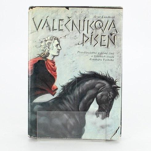 Kniha Artur Lundkvist: Válečníkova píseň
