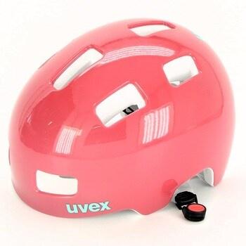 Dětská helma na kolo Uvex HLMT 4 S410980