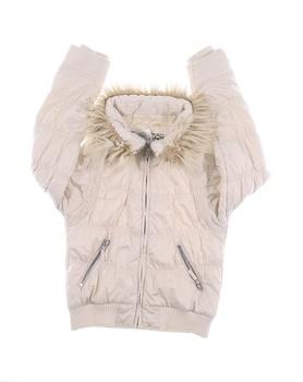 Dětská zimní bunda Marks & Spencer béžová