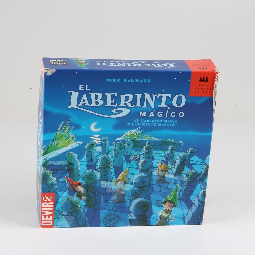 Desková hra Devir El Laberinto Magico