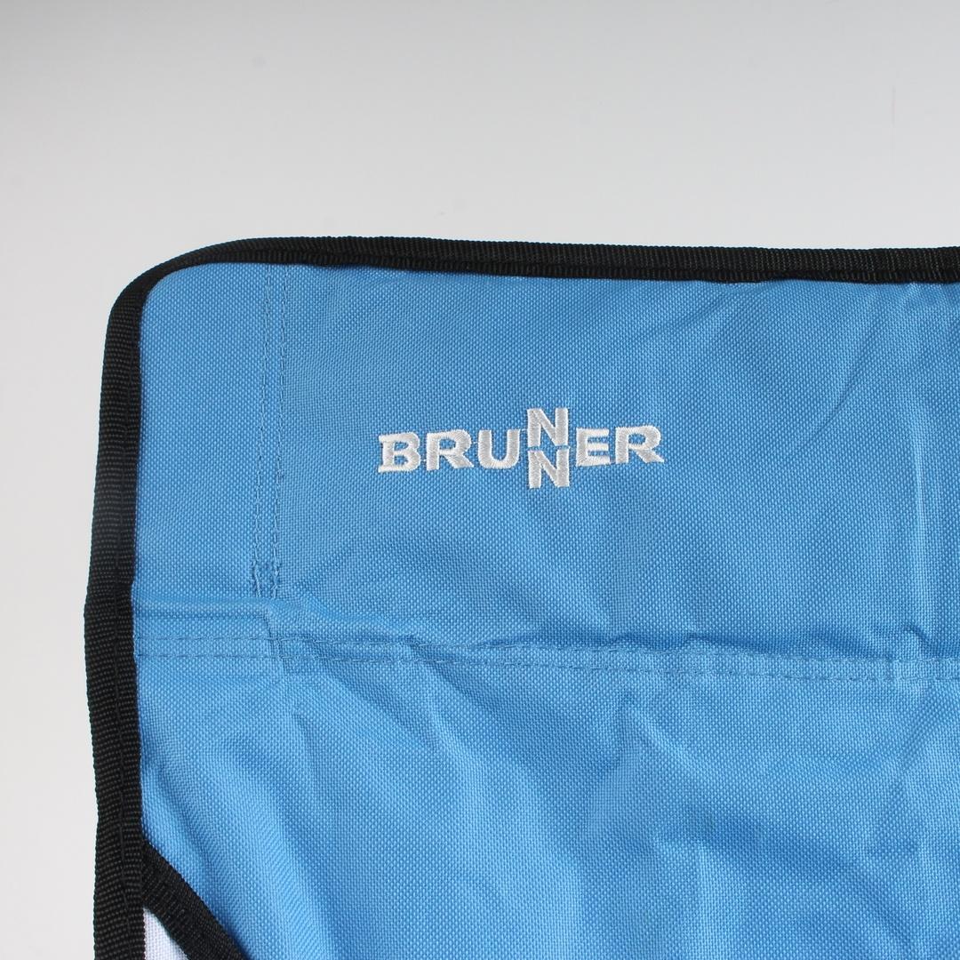 Skládací křesílko Brunner modré