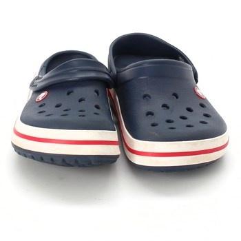 Pantofle Crocs Crocband Navy