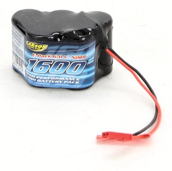 Akumulátor Carson E-pack 6,0 V NiMH