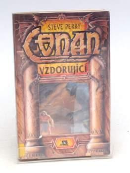 Kniha Steve Perry - Conan vzdorující