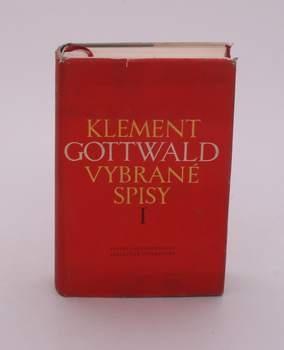Kniha Klement Gottwald: Vybrané spisy l.