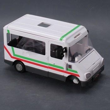 Trevors Autobus značky Simba