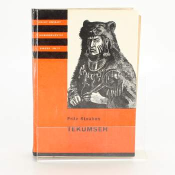 Kniha Tekumseh : vyprávění