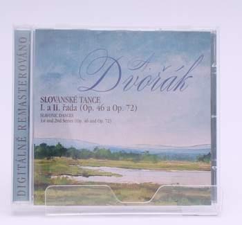 CD A. Dvořák: Slovanské tance, Op. 46 a Op. 72