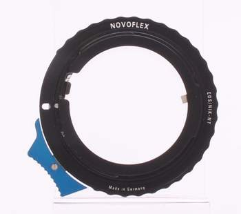 Adaptér Novoflex EOS/NIK NT