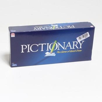 Desková hra Mattel Pictionary 3-16 hráčů