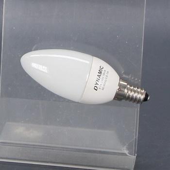 LED žárovka Dynamic E14 1 W