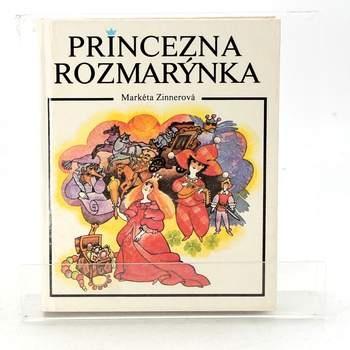 Dětská literatura Princezna Rozmarýnka