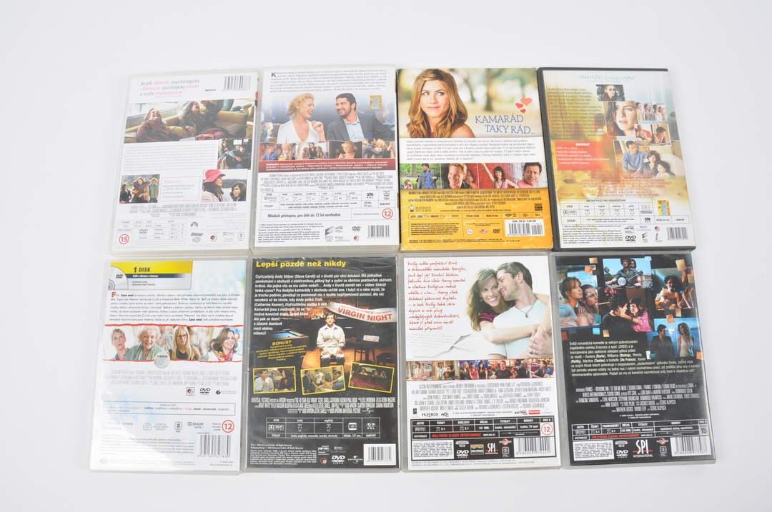 8 filmů na DVD (Chceš mě, chci tě, Záměna