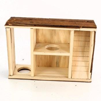 Dřevěná prolézačka Trixie 6201
