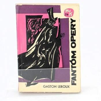 Kniha Gaston Leroux: Fantom opery