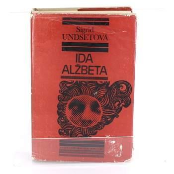 Kniha Ida Alžběta: Sigrid Undsetová