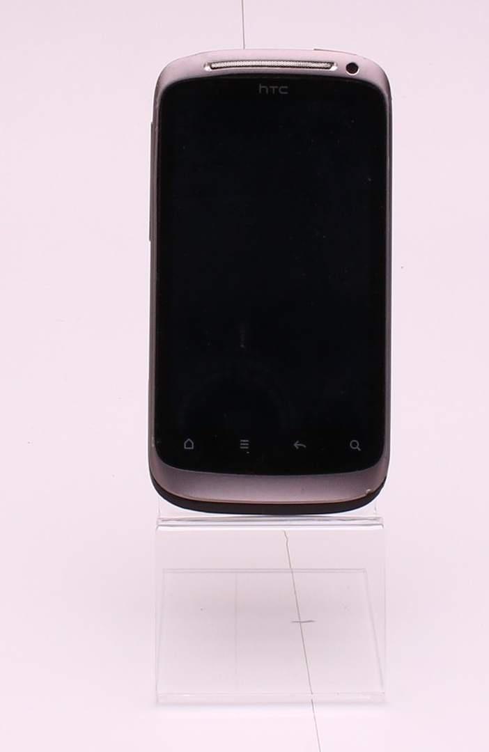 Mobilní telefon HTC Desire S tmavě šedý