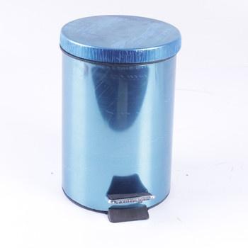 Odpadkový koš RelaxDays stříbrný
