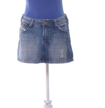 Dámská džínová sukně Sexy Girl