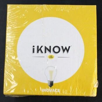 Vědomostní hra Albi Mini iKnow - Inovace