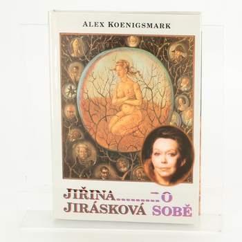 Kniha J.Jirásková o sobě Alex Koenigsmark