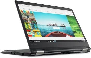 ThinkPad Lenovo Yoga 370 černý