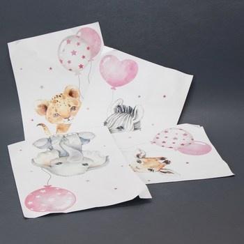 Dětské dekorační obrázky Artpin P64