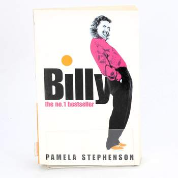Kniha Billy Pamela Stephenson