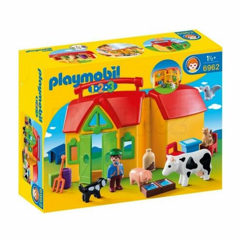 Stavebnice Playmobil 6962 Farma