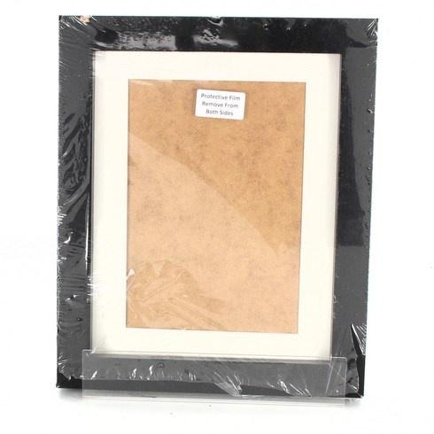 Fotorámeček černý 25 x 30 cm