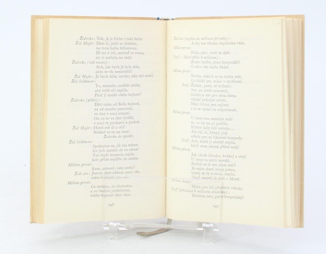 Kniha Josef Hrabák: Lidové drama pobělohorské