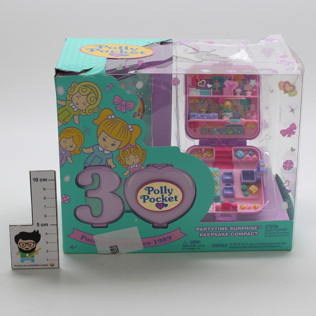 Sada Polly Pocket Partytime Surprise GJJ51