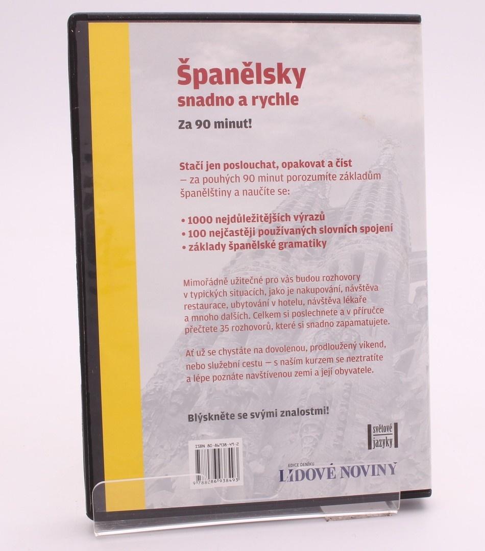 CD Španělsky snadno a rychle