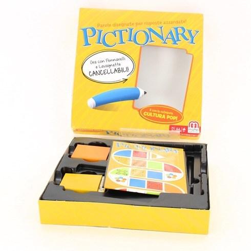 Stolní hra Mattel Pictionary DPR76 ITAL
