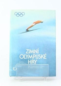 Kniha Karel Procházka: Zimní olympijské hry