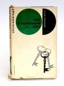 Kniha Stanley Ellin: Klíč k Nicholsově ulici