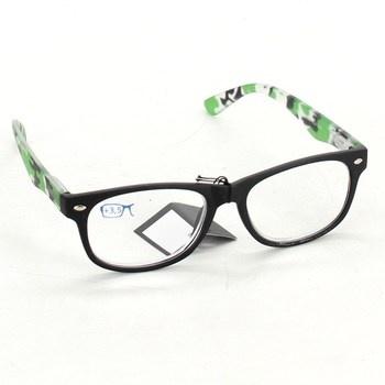 Dioptrické brýle Charro California +3,5