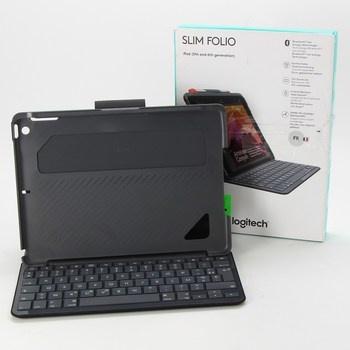 Klávesnice pro tablet Logitech Slim Folio
