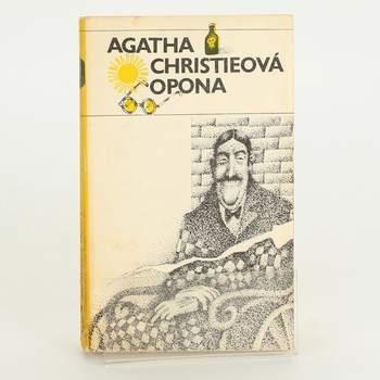 Brožura OPONA Agatha Christeová