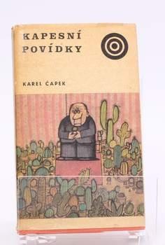 Kniha Karel Čapek: Kapesní povídky