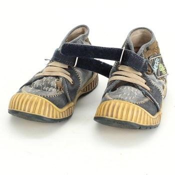 Dětské boty kotníkové pátěny