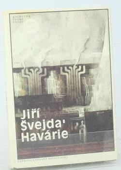 Kniha Jiří Švejda: Havárie