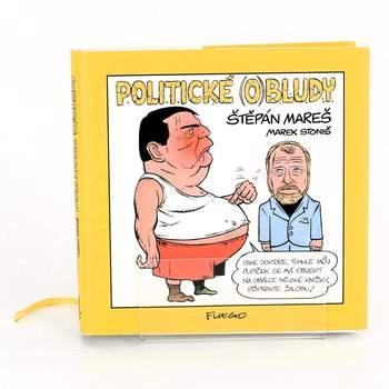 Kniha Politické (O)bludy  Štěpán Mareš