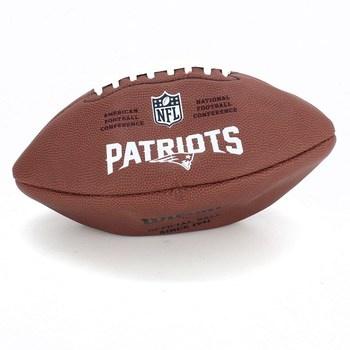 Míč na americký fotbal Wilson NFL, hnědý