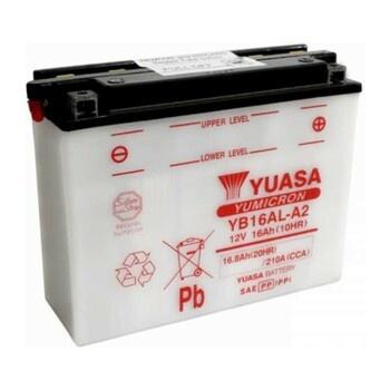 Baterie do motocyklu Yuasa YB16AL-A2