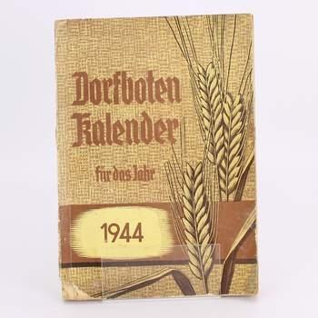 Kniha Dorfboten Kalender fur das Jahr