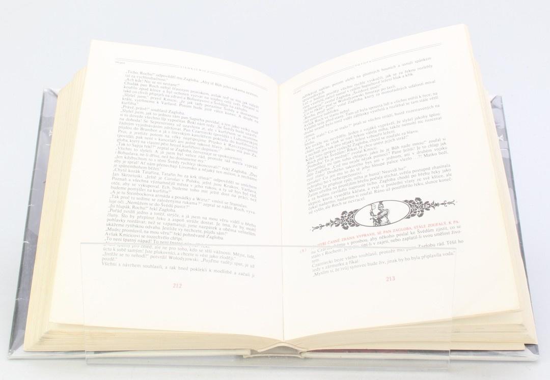 Kniha Henryk Sienkiewicz: Potopa II.