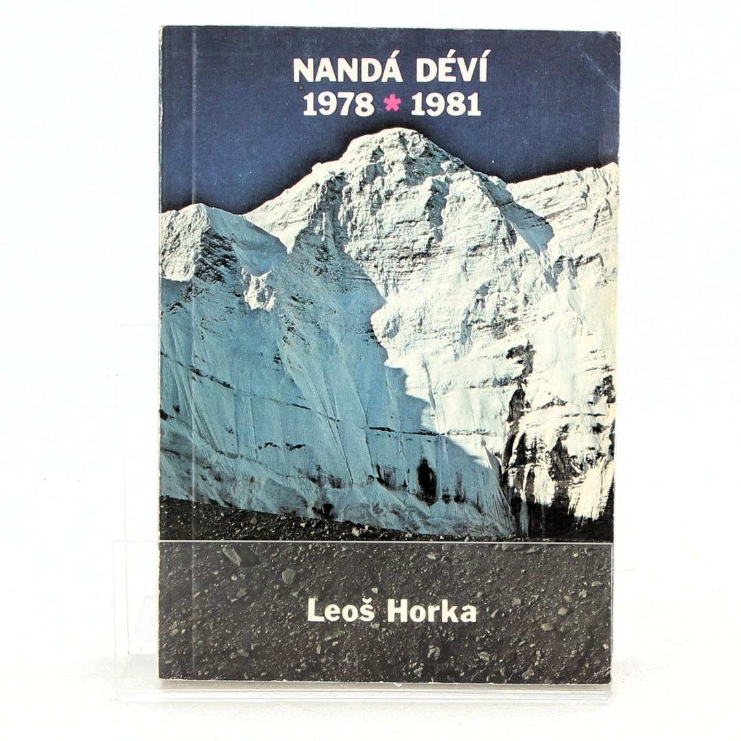 Kniha Leoš Horka: Nandá Déví
