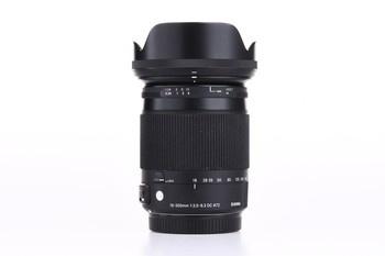 Objektiv Canon Sigma 18-300mm f/3,5-6,3